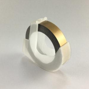 Taśma 3D złota 9mm
