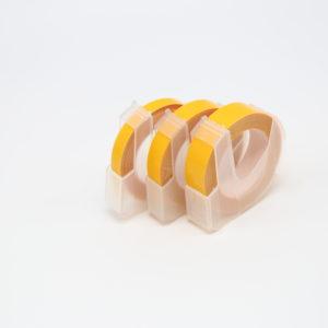 Taśma 3D żółta 9mm