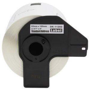 Etykieta do DK-11202 (62 x 100mm)
