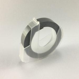 Taśma 3D srebrna 9mm