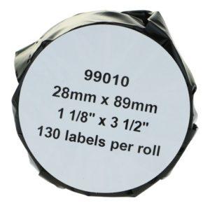 Etykieta zamiennik Dymo 99010 (89 x 28mm)
