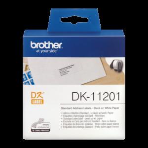 Etykieta DK-11201 ; DK11201 (29 x 90mm)