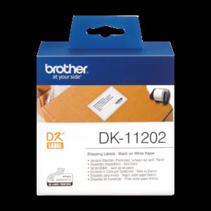 Etykieta DK-11202 (62 x 100mm)