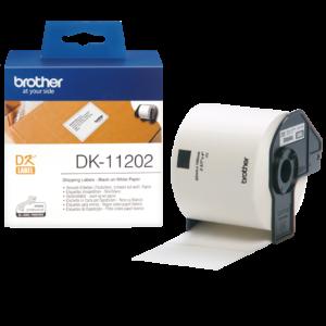 Etykieta DK-11202 ; DK11202 (62 x 100mm)