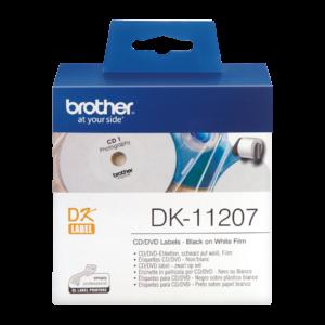 Etykieta DK-11207 (⌀ 58mm)