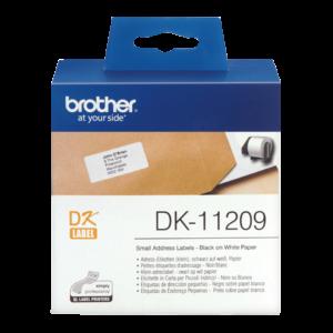 Etykieta DK-11209  ; DK11209 (29 x 62mm)
