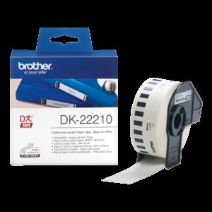 Taśma Brother DK-22210 ; DK 22210 (29mm x 30,48m)