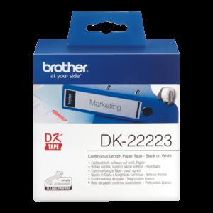 Taśma Brother DK-22223 ; DK22223 (50mm x 30,48m)