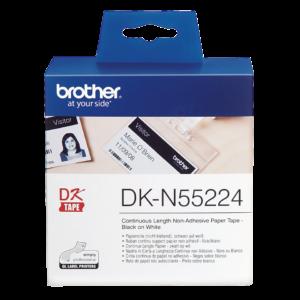Taśma Brother DK-N55224 ; DKN55224 (54mm x 30,5m)