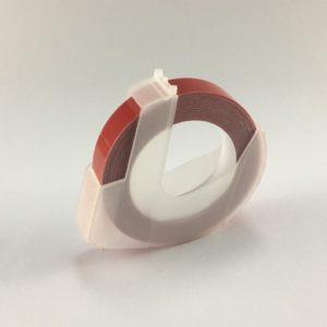 Taśma 3D bordowa 9mm