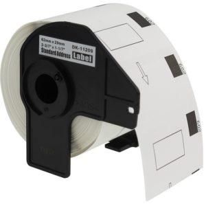 Etykieta DK-11209 zamiennik Brother DK11209 (62 x 29mm)