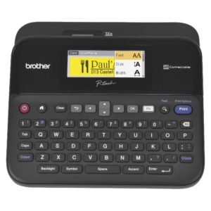 Drukarka Brother P-touch PT-D600VP PTD600VP
