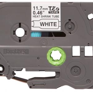 Taśma termokurczliwa HSe-231 biała/ czarny nadruk