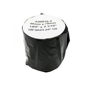 Etykieta zamiennik Dymo 99016-2 (46 x 78mm)