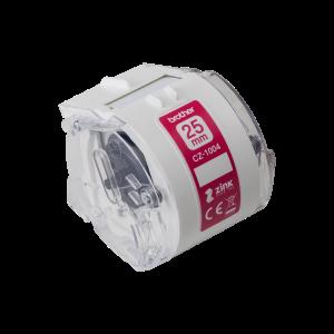 Taśma Brother CZ-1004 25mm, druk kolorowych etykiet