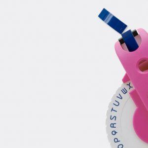 Wytłaczarka E-404 róż (obsługa 9 i 12mm)