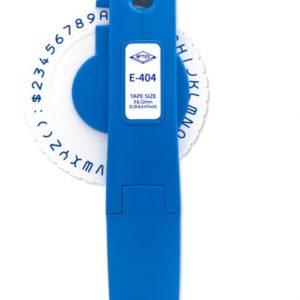 Wytłaczarka E-404 niebieska (obsługa 9 i 12mm)