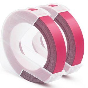 Taśma 3D różowa 9mm