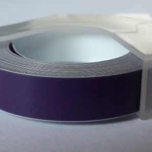 Taśma 3D fioletowa 9mm