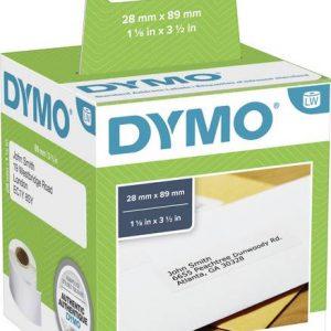 Etykieta Dymo 99010 s0722370 (89 x 28mm)
