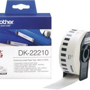 Taśma Brother DK-22210 ; DK22210 (29mm x 30,48m)
